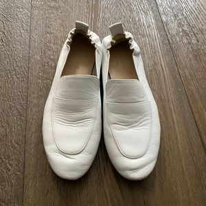 Everlane Day Loafer - White - 7.5